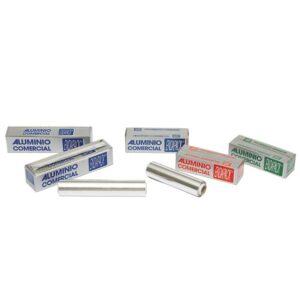 Bobinas de aluminio de 40 y 30